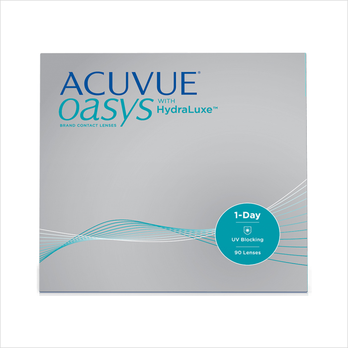 Acuvue Oasys 1 Day 90 Pack