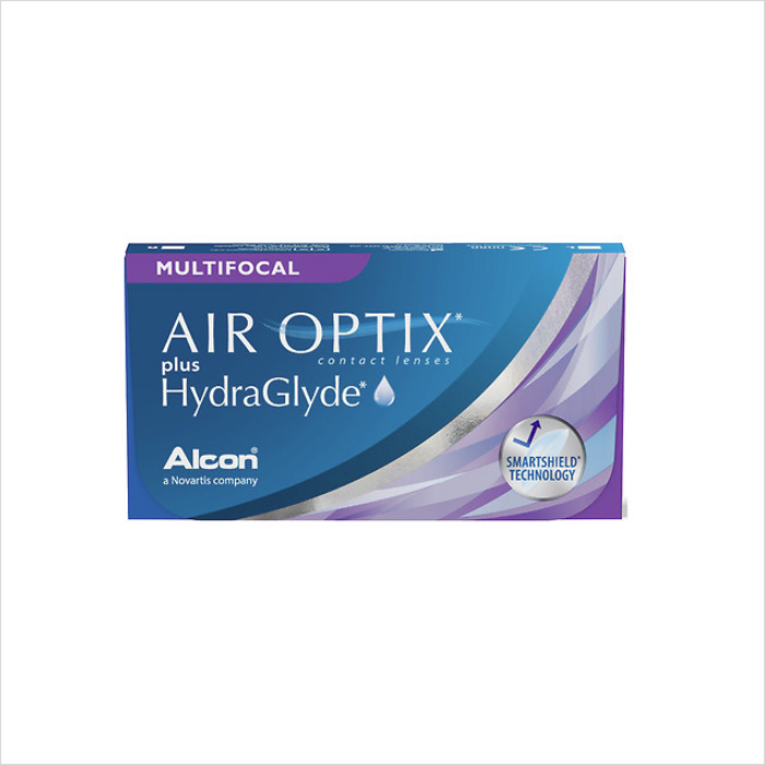 AirOptix plus Hydraglyde Multifocal 6 Pack