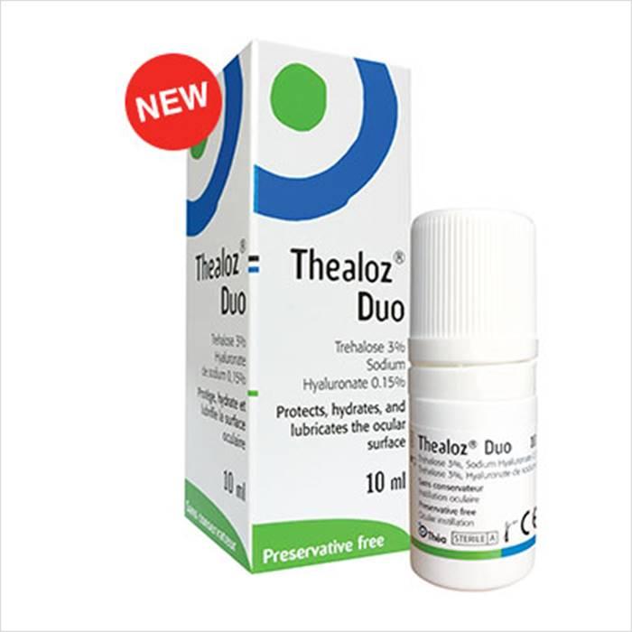 Thealoz® Duo